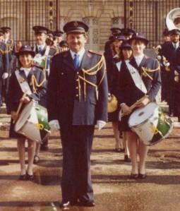 Batterie Fanfare la Jeunesse Bourguignonne 1980